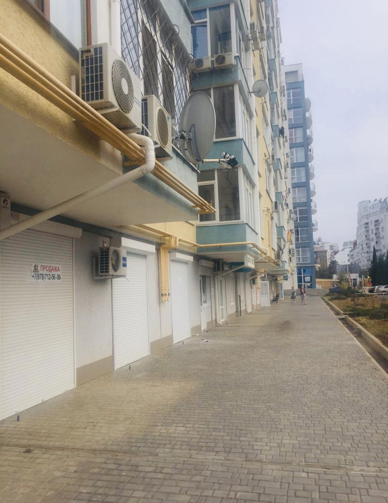 Сдаётся коммерческое помещение с ремонтом ул.Парковая 29А